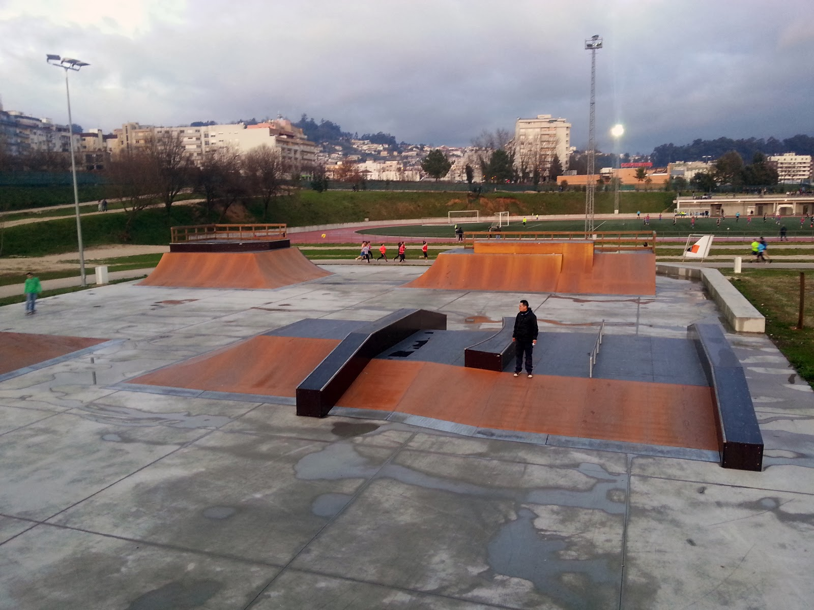 Felgueiras Portugal  city photos : Galicia Skate: Skatepark de Felgueiras Portugal