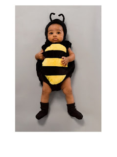 MyHabit: Up to 60% off Ladybugs, Cats + Owls: Animal Costumes: Bumblebee Halloween Costume