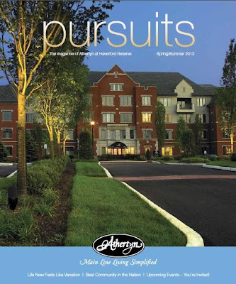Athertyn at Haverford Reserve - Athertyn Pursuits Magazine Spring-Summer 2013