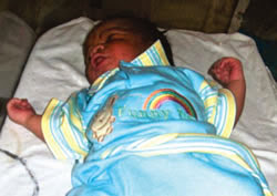 Unilorin ivf baby
