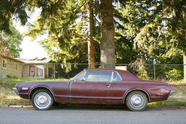 1969 Mercury Cougar.
