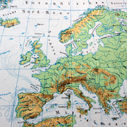 I love Europe, don't you? To get a better view of this marvelous continent, .