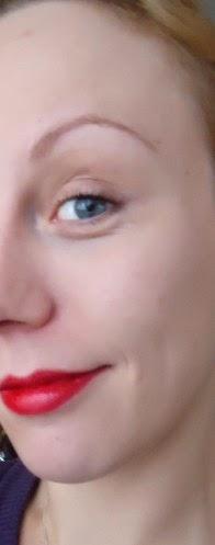 rouge à lèvres rouge griotte avril