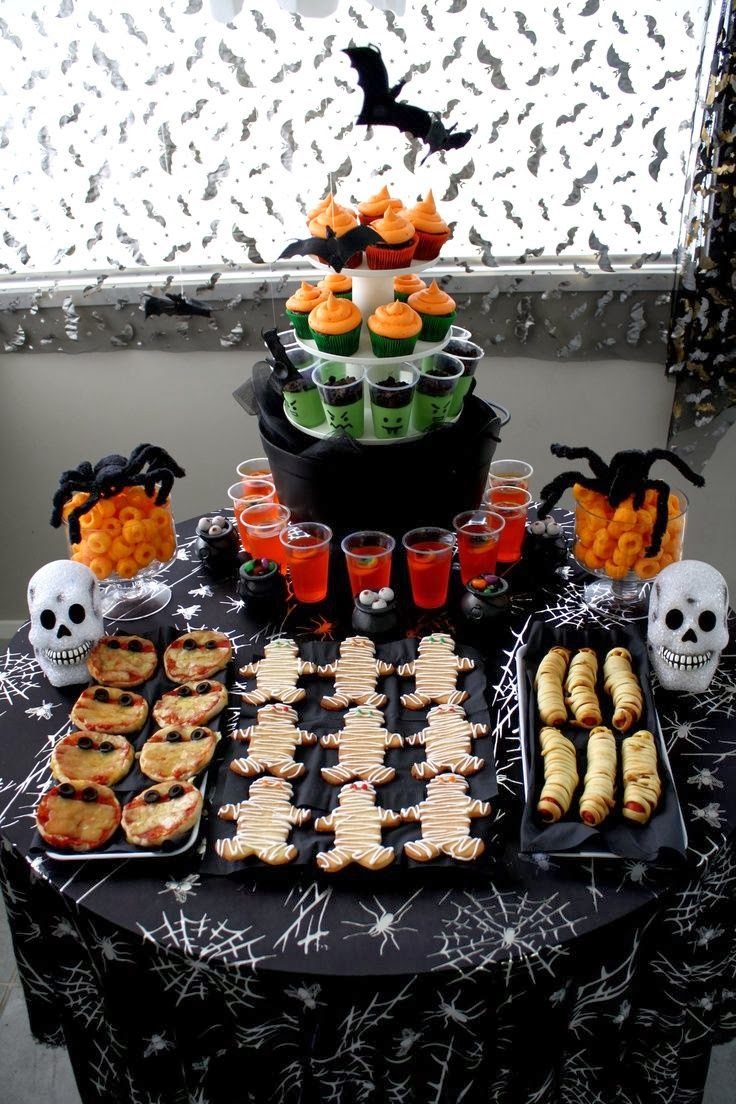 Halloween kids party ideas halloween ideas - Childrens halloween decorations ...