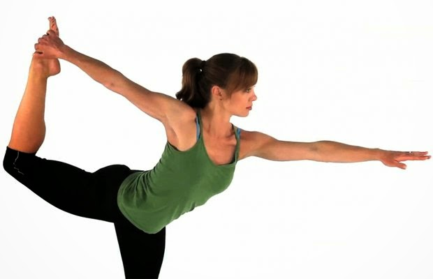 6 Yoga Moves for a Better Butt