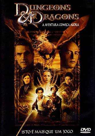 Filme Poster Dungeons & Dragons - A Aventura Começa Agora DVDRip XviD & RMVB Dublado