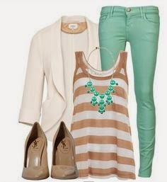 10 Cute Outfit Ideas For Spring 2014 Pretty Designs