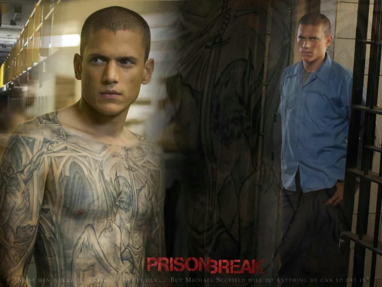 prison break tatoo