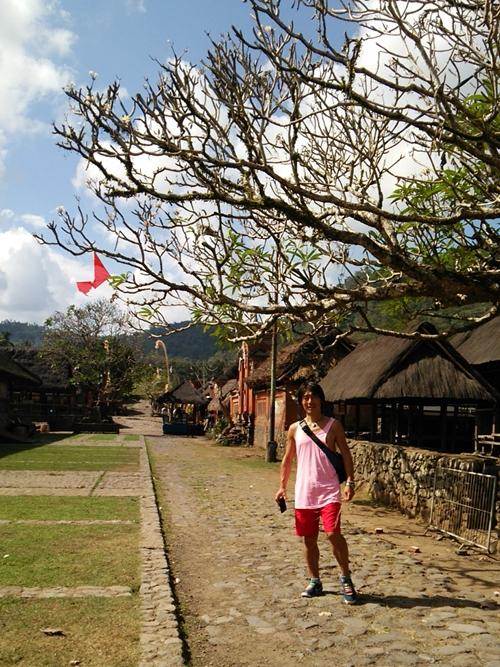 バリ島東部カランガッサム県 バリアガの村トゥガナン(Tenganan Aga Village)