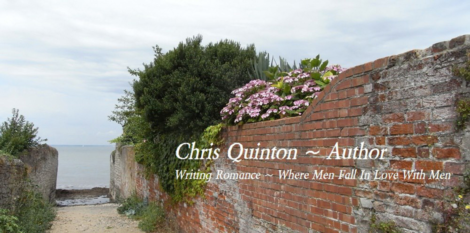 Chris Quinton ~ Author