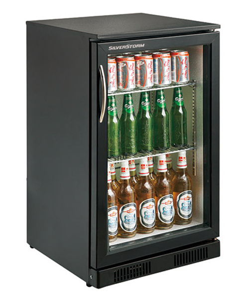 silverstorm 118l glass door bar fridge hook of the day
