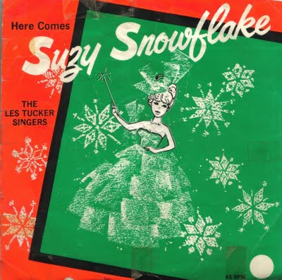 "How To Make It Snow >> A Blog From The Bog: ""Here Comes Suzy Snowflake"""