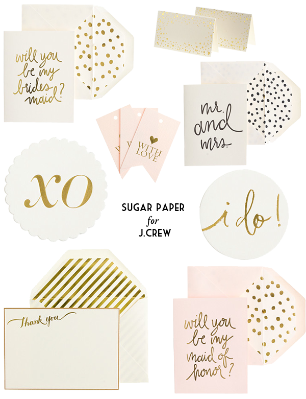 sugar paper for jcrew