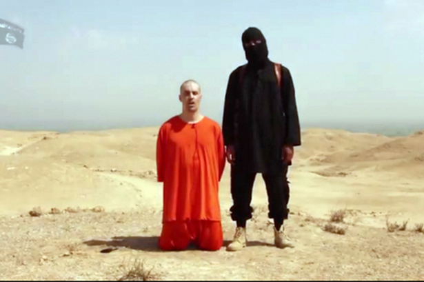 Viral Video: Is Beheading Us Journalist James Foley