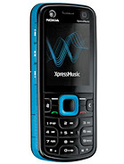 Spesifikasi Nokia 5320 XpressMusic