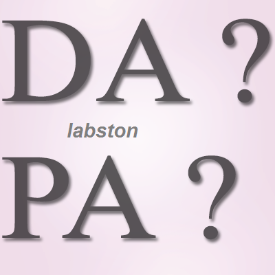 Domain Authority(DA) and Page Authority(PA)