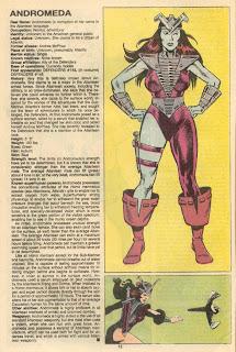 Andromeda (ficha marvel comics)