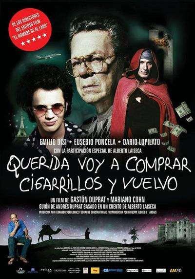 Querida Voy a Comprar Cigarrillos y Vuelvo (2011) DVDRip Latino