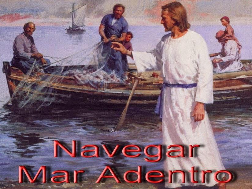 Navegar Mar Adentro