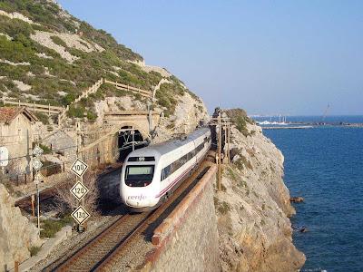 Nice train route photos