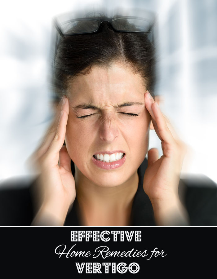 Effective Home Remedies for Vertigo
