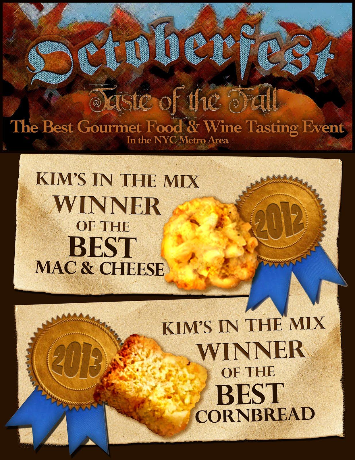 """""""Taste of the Fall"""" Winner!"""