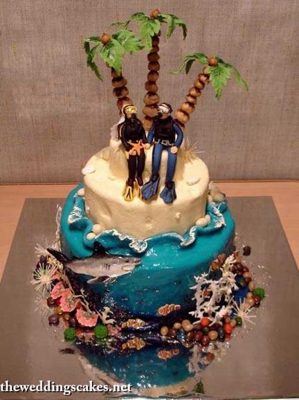Wedding Inspiration Unique Wedding Cakes