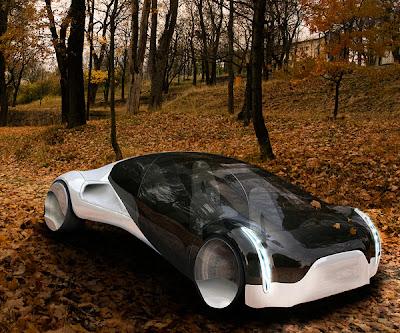 new cars - The Michelin Active Wheel concept – Maininki
