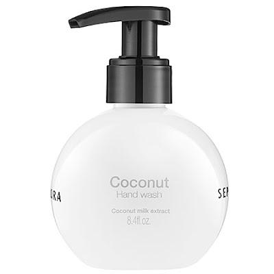 Sephora, Sephora Collection Coconut Hand Wash, hand soap, the top 4 best hand soaps