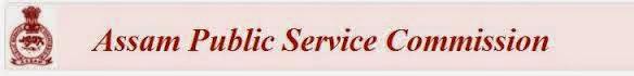APSC Advt. 04/2014