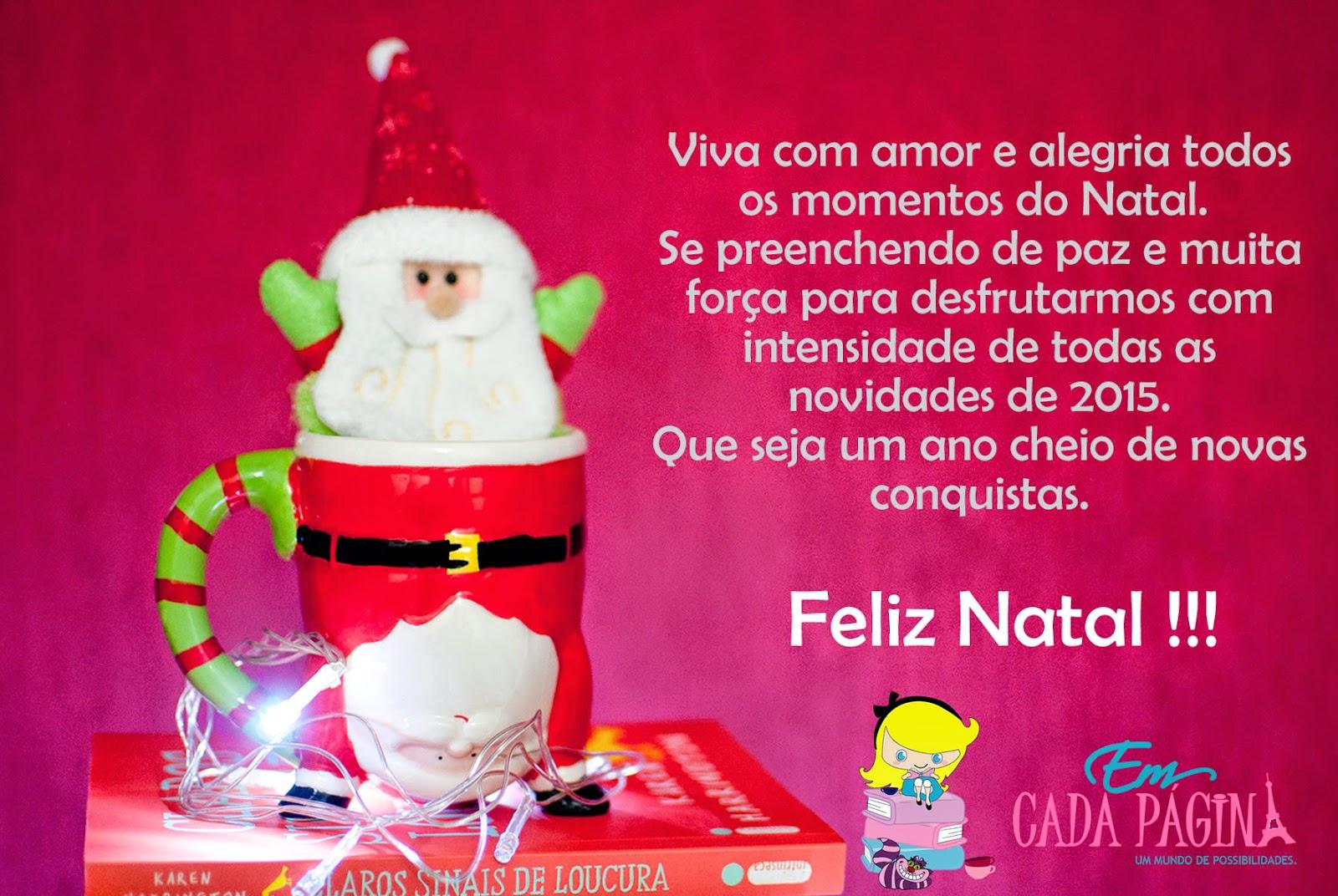 Feliz Natal Ho Ho Ho !!!
