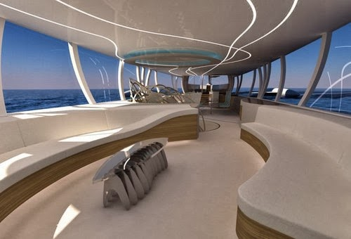 flying house  futuristic airships and flying yachts