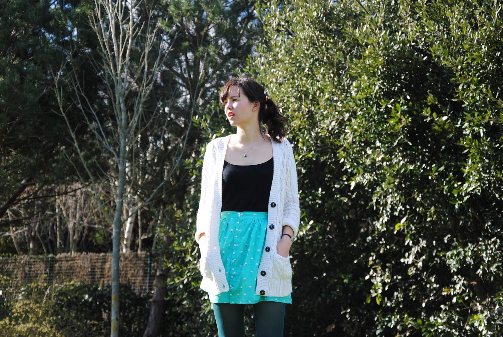 Gwendie: blog mode, tendances et coups de coeur: vert d'eau