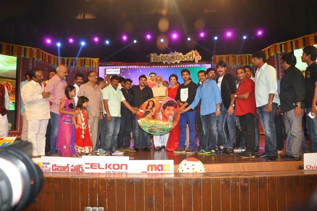 Govindudu Andarivadele Audio Release photos-HQ-Photo-7