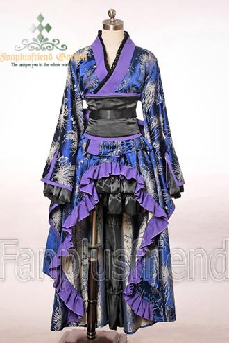 Your Charakter in Free! Gothic_Wa_Lolita_Kimono_Yukata_Set_4_Pieces_CT00079_01