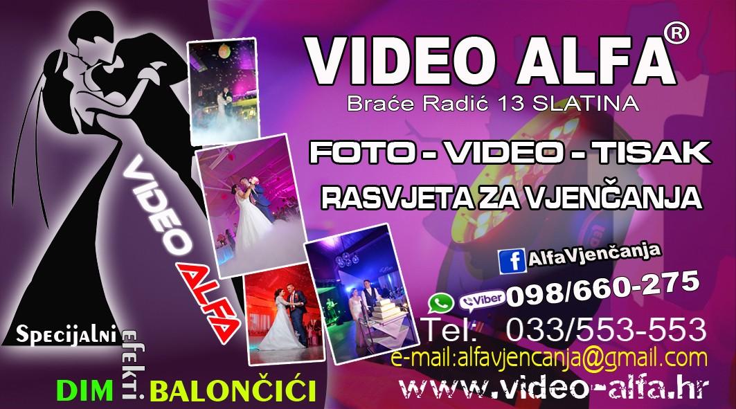 VIDEO ALFA Slatina