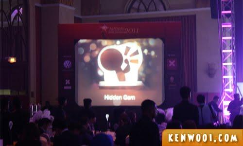 nuffnang blog awards 2011 hidden gem