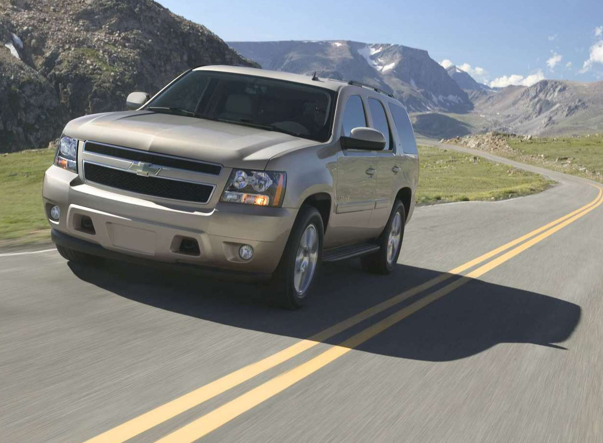 ... More Efficient Chevrolet Tahoe and Suburban Coming in 2013 | car-auto