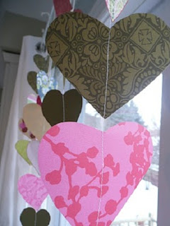 Decoracion Reciclada para San Valentín, Ideas en Papel