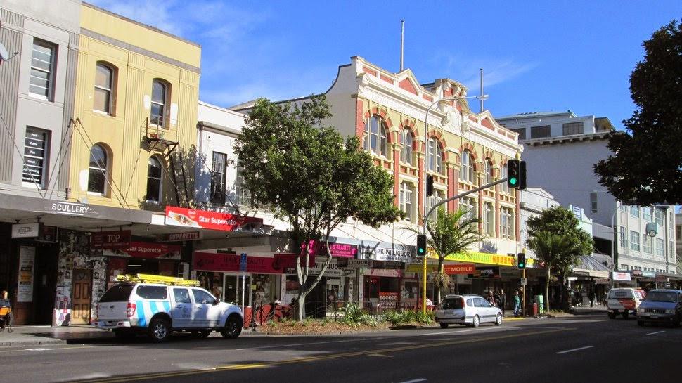 Karangahape Road Auckland NZ