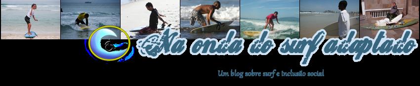 Na Onda do Surf Adaptado | Mariana Pedroso