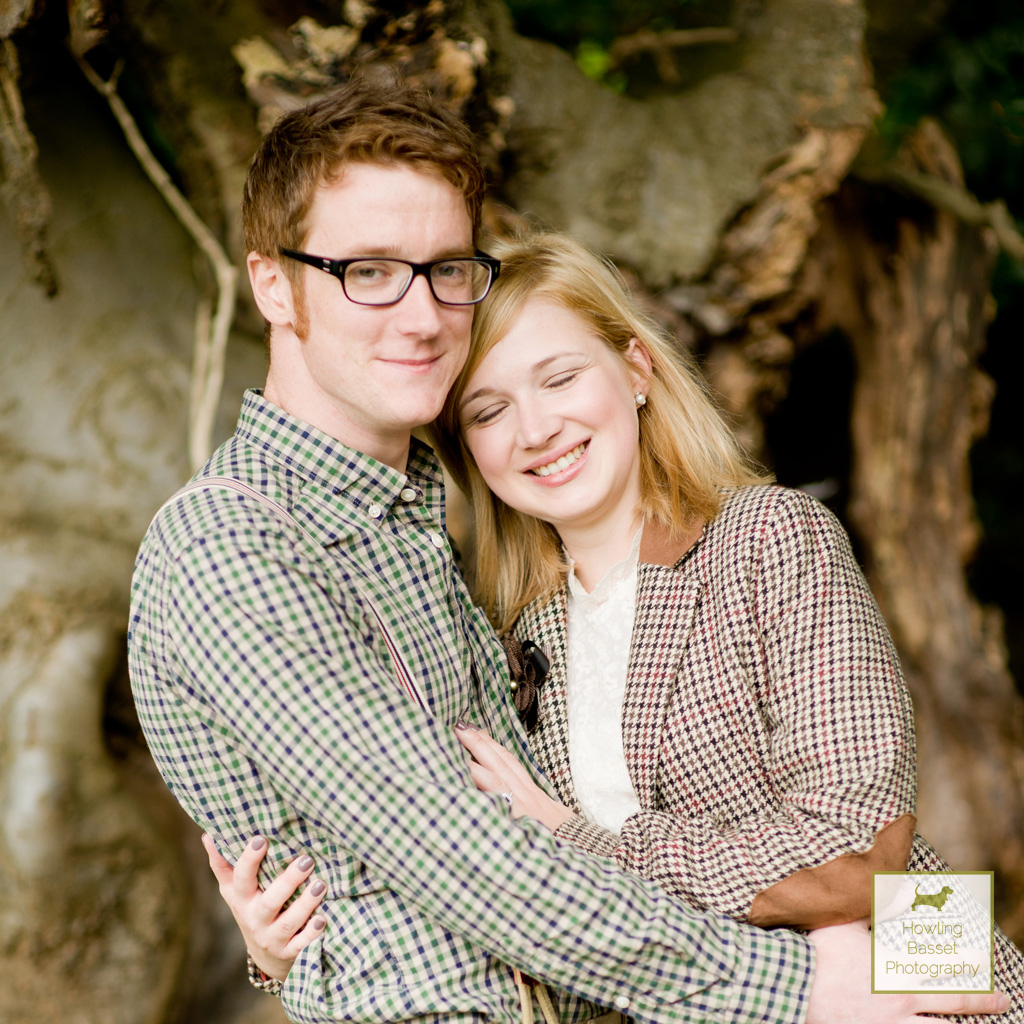 engagement photo shoot in kent