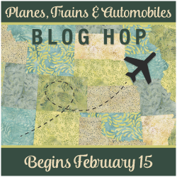 Planes, Trains and Automobiles Blog Hop