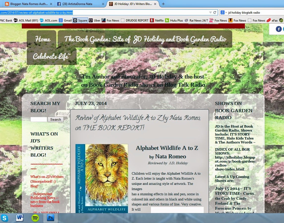 http://jdswritersblog.blogspot.com/2014/07/review-of-alphabet-wildlife-to-z-by.html