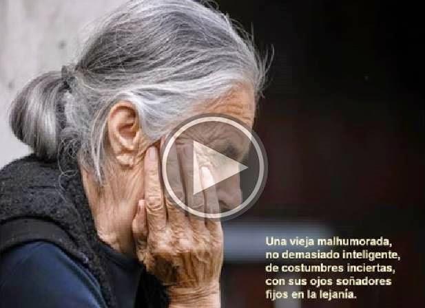 REFLEXIÓN:  La Viejita Malhumorada