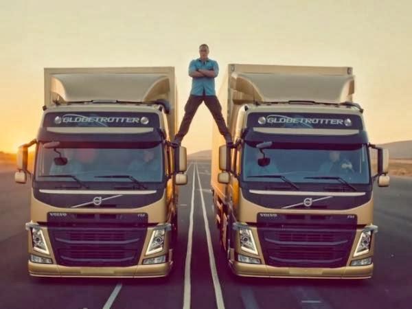 Van Damme cuando le propusieron hacer esta acrobacia
