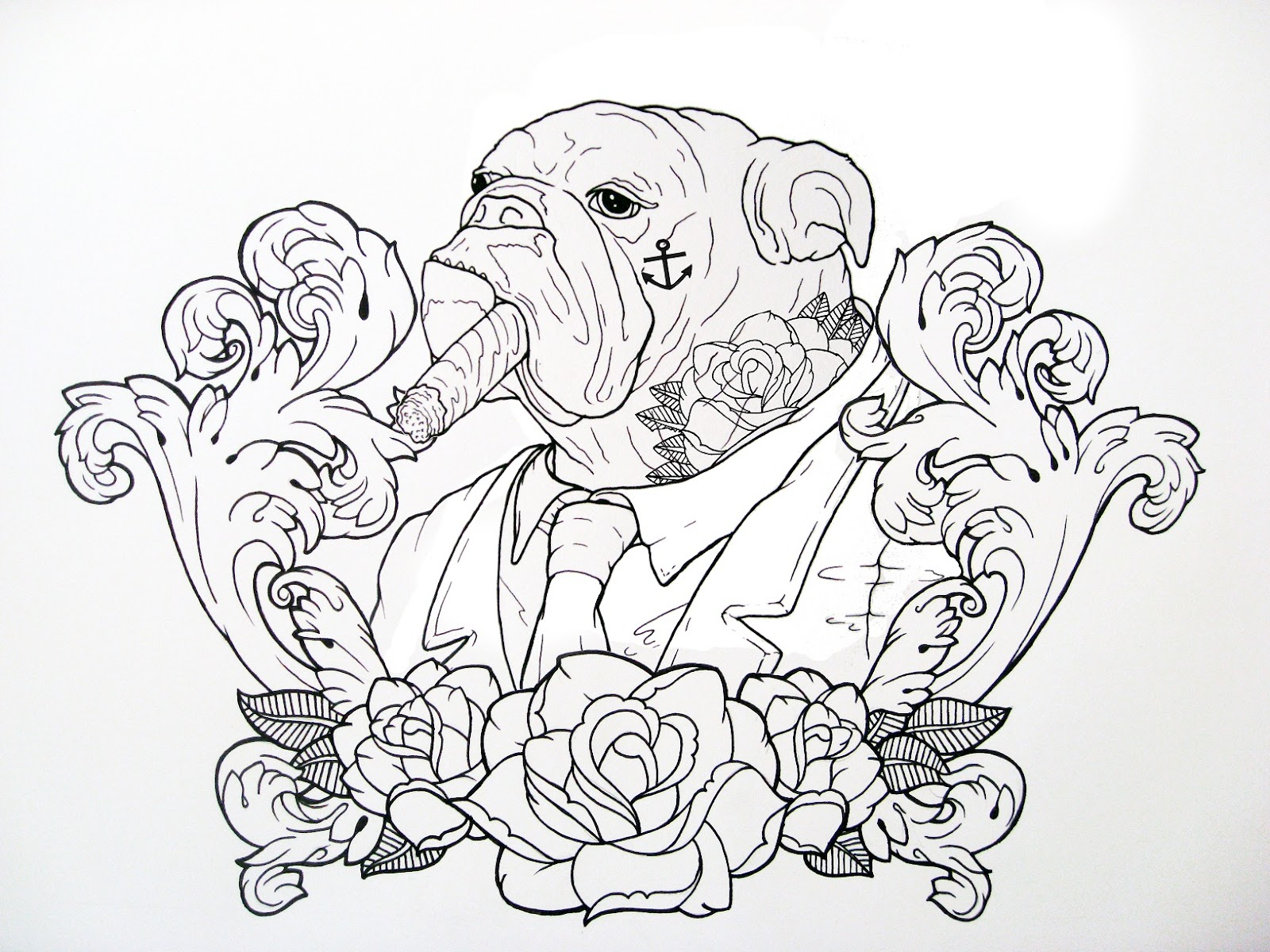 free american bully coloring pages. Black Bedroom Furniture Sets. Home Design Ideas