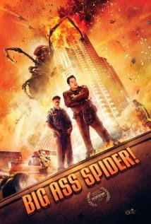 Filme Big Ass Spider + Legenda