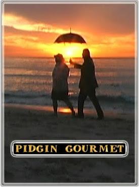 THE PIDGIN GOURMET