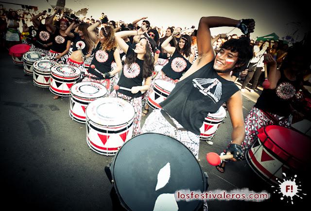 Batalá Percusión, Dia de Brasil 2015